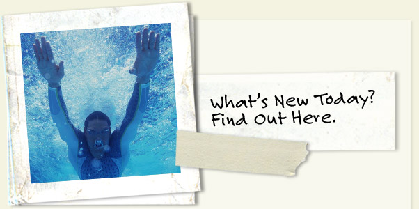 What's new Today? Find out here.