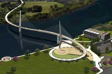 MO River Bridge plan