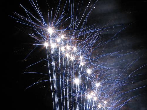Fireworks by Frederik Van Roest