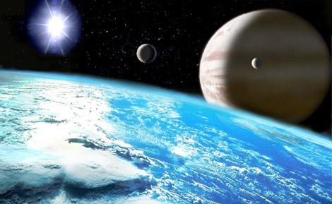 Extrasolar-Planets