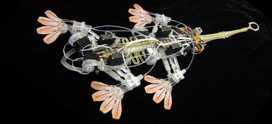Stickybot