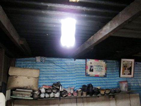 Egfi Student Blog 187 Water Bottles To Illuminate A