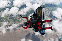 Jetman: Flying Soon to a Landmark Near You