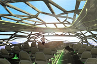 Airbus Presents a Futuristic Vision of Air Travel