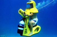 Underwater Scooters are the New SCUBA