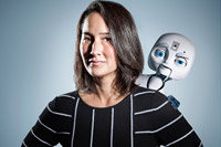 Cynthia Breazeal Wants You to Make Friends with Robots